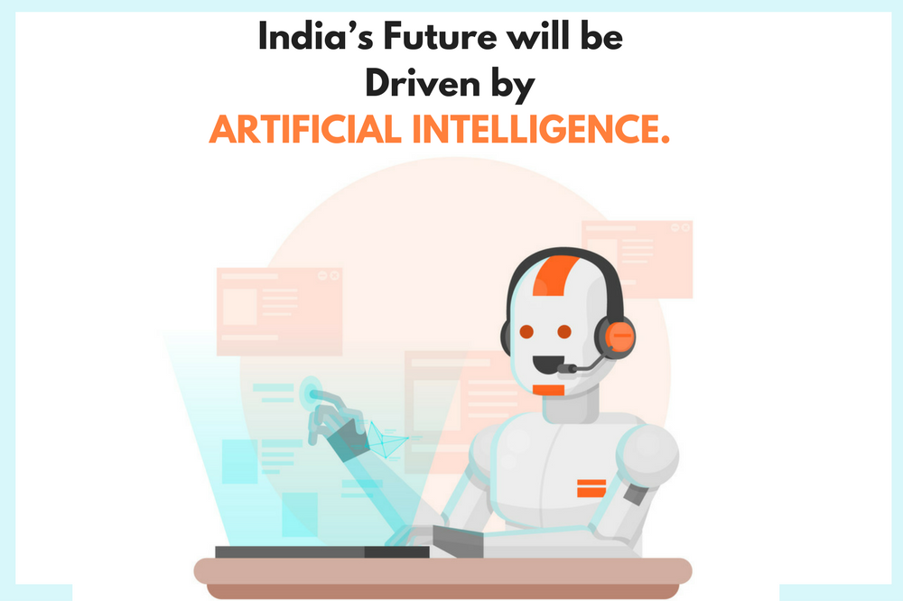 India's future will be driven by AI