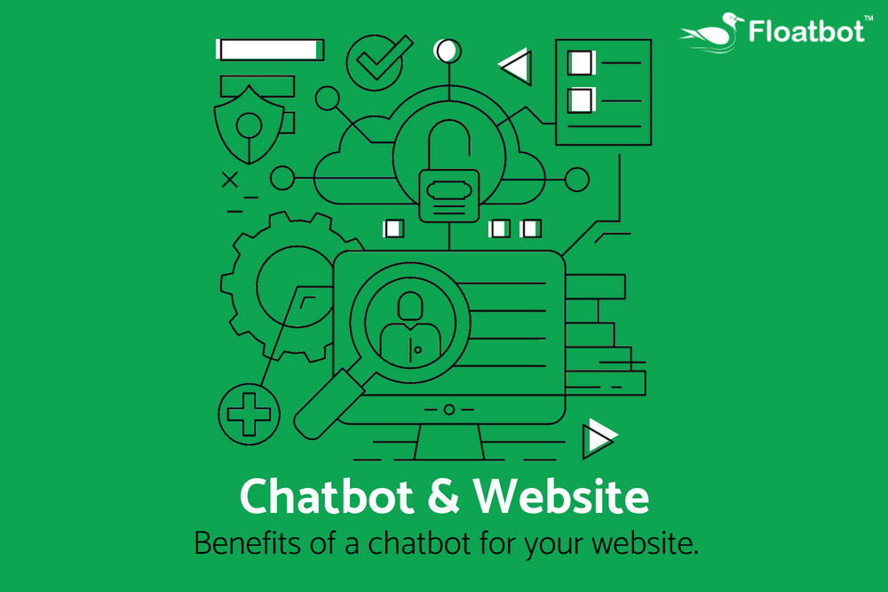 Benefits you enjoy when you integrate a chatbot on your website.
