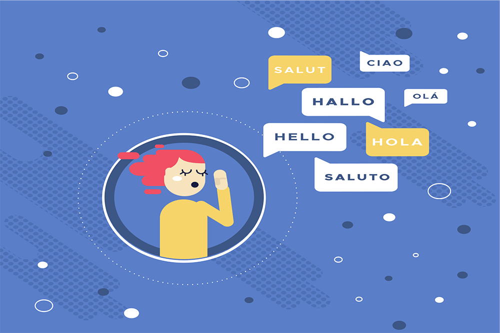 How to make multilingual chatbot