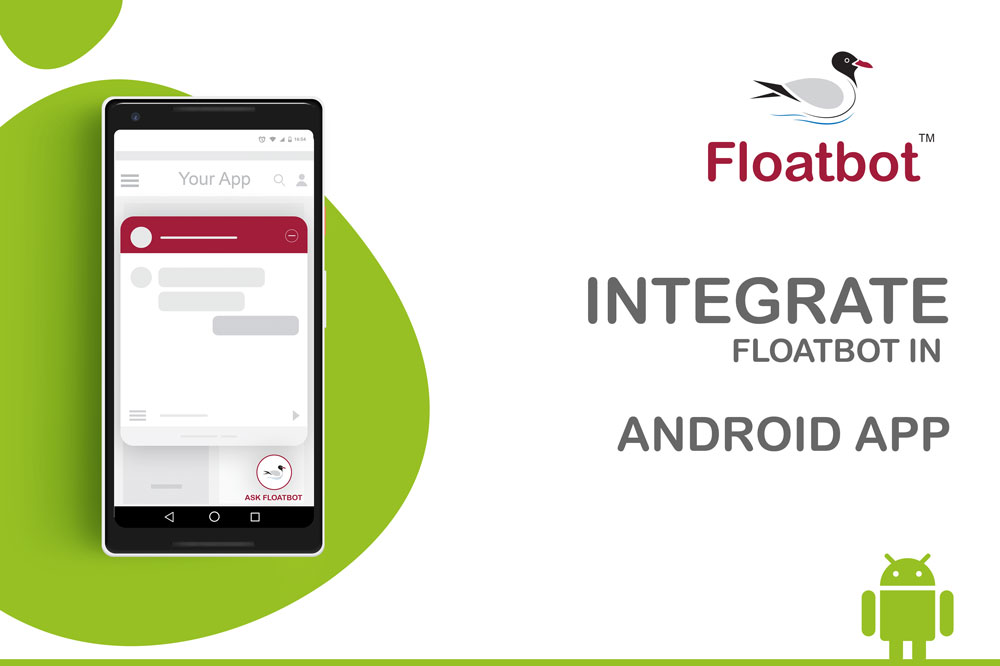Integrate floatbot in Android App