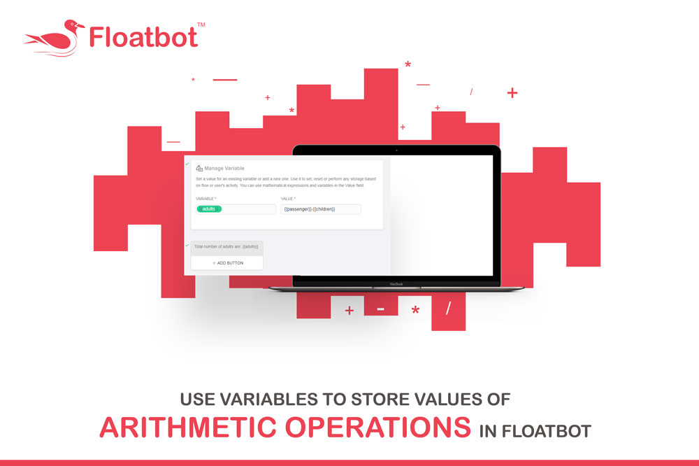 Floatbot Introduces Variable